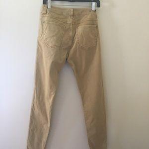 CAbi Jeans - CAbi mustard color jeans